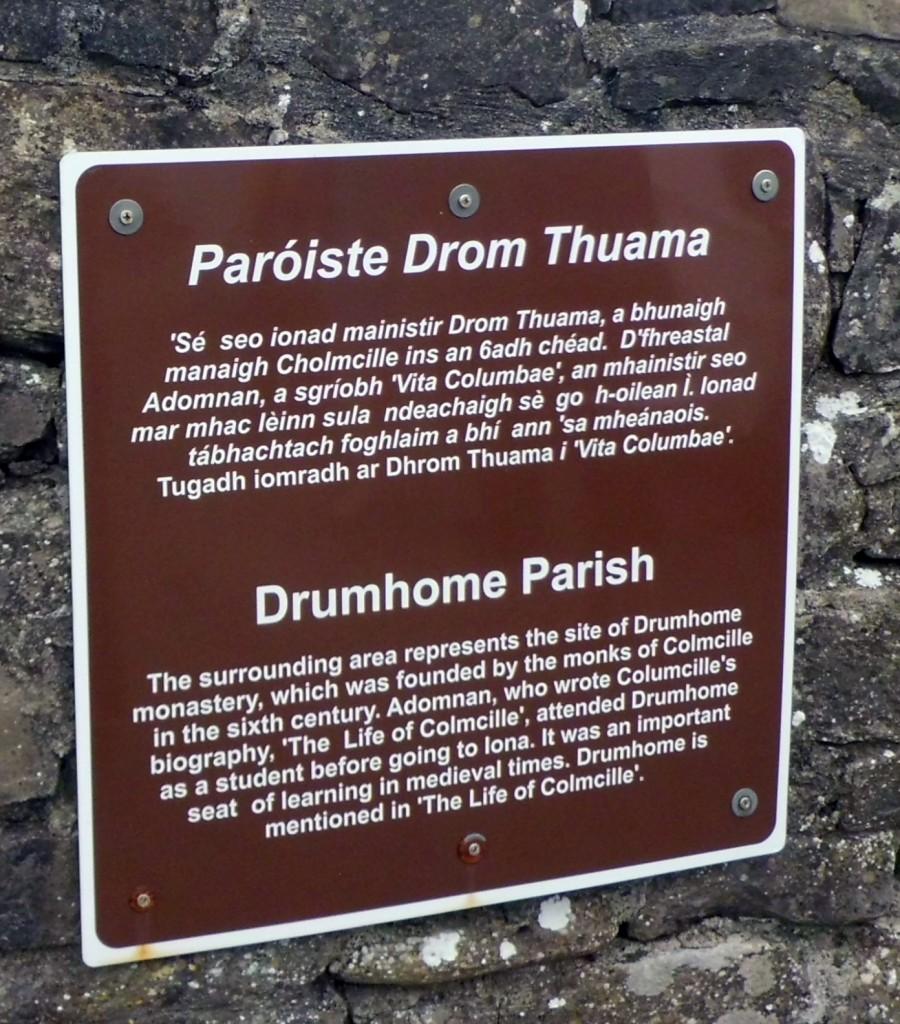 Drumholm plaque