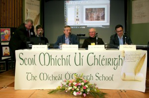Speakers at 2014 school