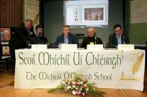 Speakers at 2014 school