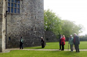 at donegal castle